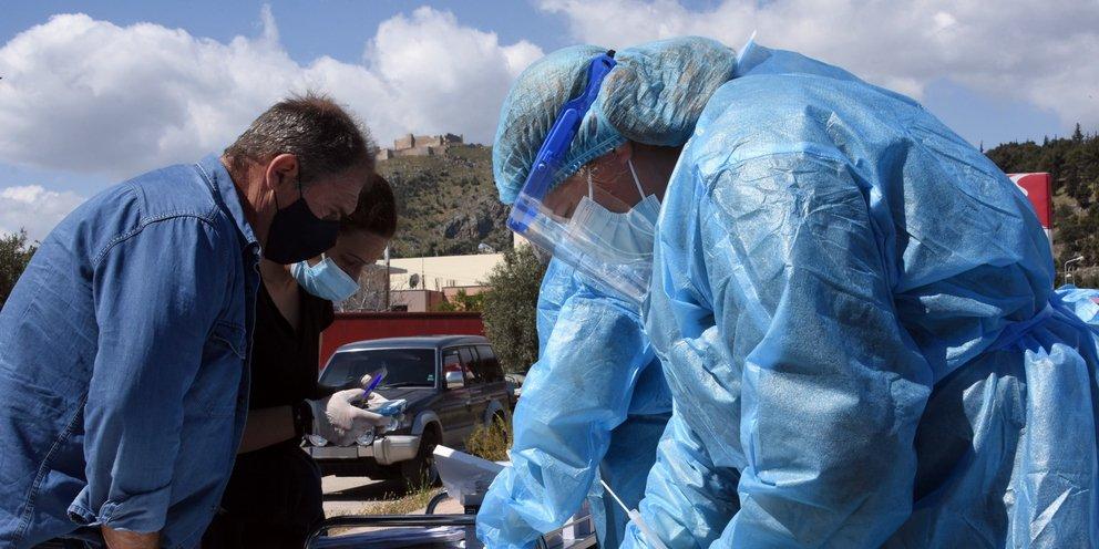 Κορωνοϊός: 3.228 νέα κρούσματα -73 θάνατοι, 776 διασωληνωμένοι | ΕΛΛΑΔΑ