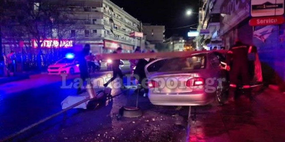 Λαμία: Νεαρή μητέρα υπέστη ανακοπή στο τιμόνι -Στο αυτοκίνητο είχε και τα παιδιά της | ΕΛΛΑΔΑ