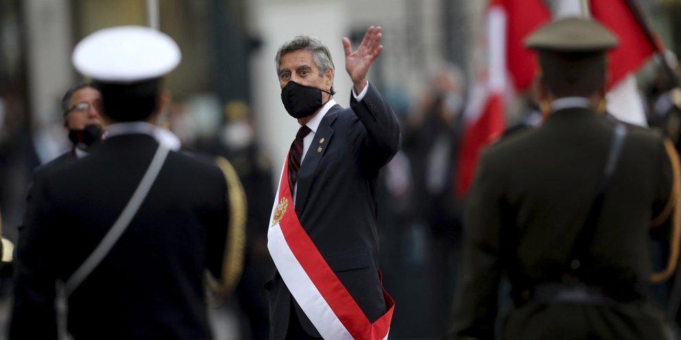 Περού: Εμβολιάστηκε ο πρώην πρόεδρος χωρίς να πληροί τις προϋποθέσεις -Η ποινή που του επιβλήθηκε | ΚΟΣΜΟΣ
