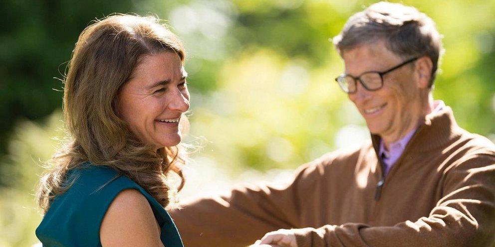 Αναπάντεχο διαζύγιο μετά από 27 χρόνια γάμου: Οταν ο Μπιλ Γκέιτς μέχρι πριν από δύο χρόνια έσταζε μέλι για τη Μελίντα | ΖΩΗ