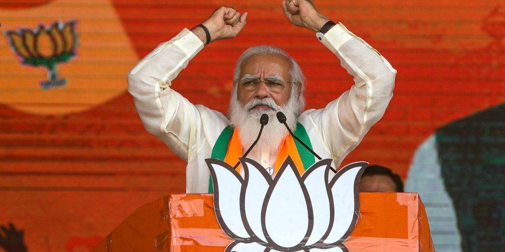 Ινδία: Ο πρωθυπουργός Μόντι δεν θα πάει στη Σύνοδο της G7 λόγω της υγειονομικής κρίσης