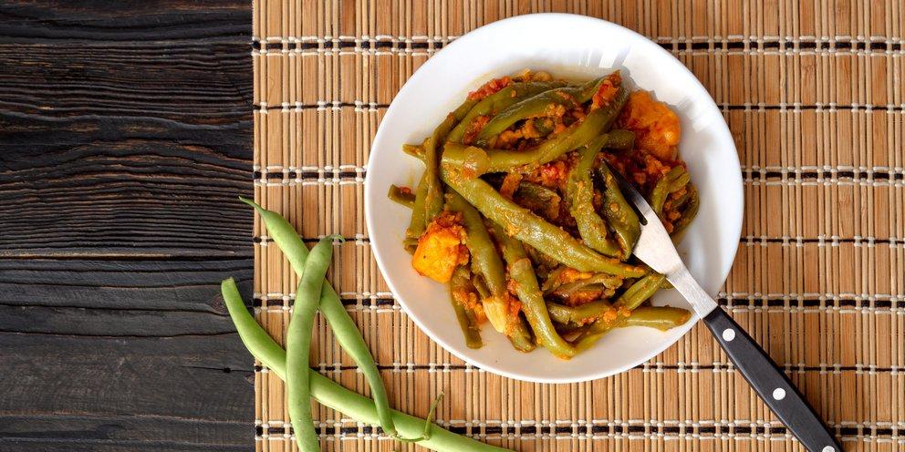 Συνταγή για φασολάκια λαδερά -Ενα πιάτο του καλοκαιριού, βασιλιάς της μεσογειακής διατροφής