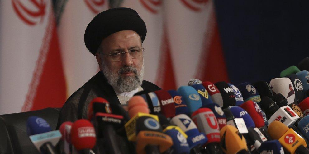 Ιράν: Ο πρόεδρος Ραϊσί δεν θέλει να συναντηθεί με τον Μπάιντεν