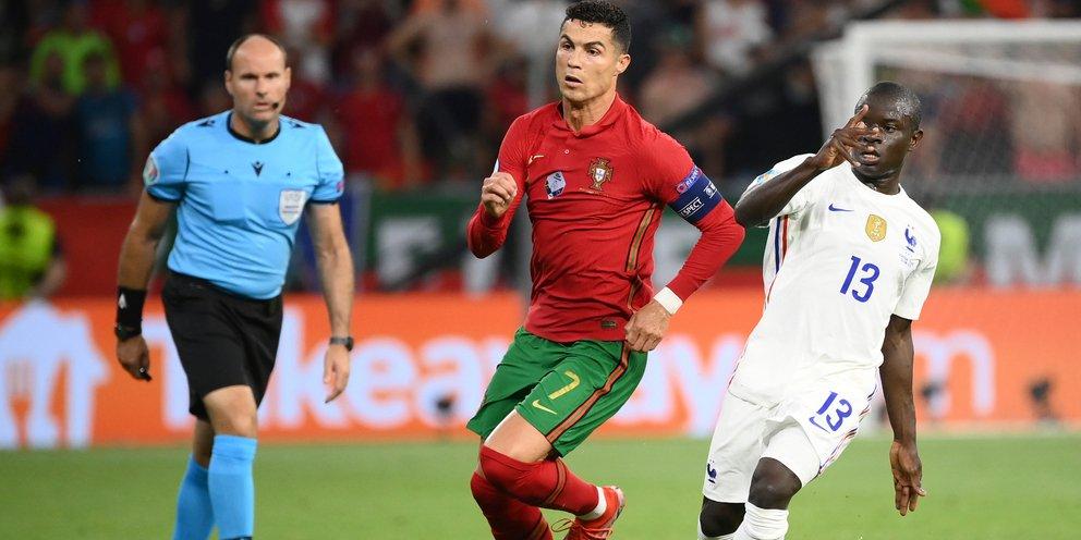 EURO 2021: Ρεσιτάλ Ρονάλντο και Μπενζεμά, 2-2 η Πορτογαλία με τη Γαλλία [βίντεο]