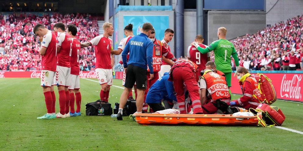 EURO 2021: Βάζει βηματοδότη ο 29χρονος Ερικσεν, μετά την ανακοπή -Η ανακοίνωση της Δανίας | EURO | iefimerida.gr