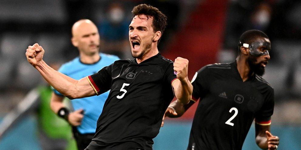 EURO 2021: Λύτρωση στο τέλος και πρόκριση για τη Γερμανία, 2-2 με την Ουγγαρία [βίντεο]