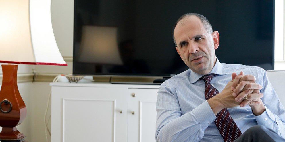 Γιώργος Γεραπετρίτης: Μεταρρυθμίσεις με επίκεντρο τον πολίτη