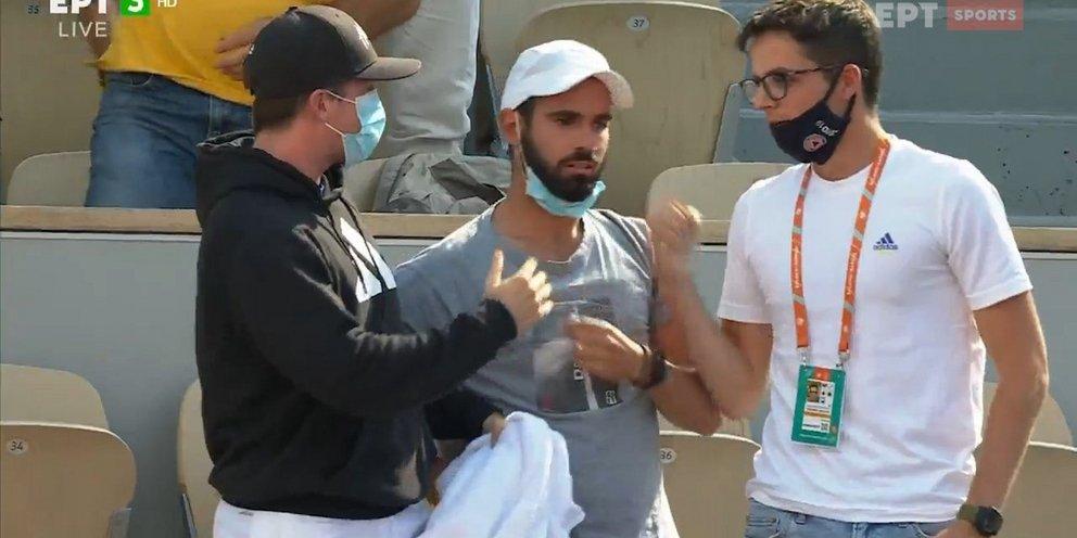 Ο Κωνσταντίνος Μητσοτάκης πανηγυρίζει τη νίκη της Σάκκαρη στο Roland Garros -Είναι ζευγάρι τους τελευταίους μήνες | ΕΛΛΑΔΑ | iefimerida.gr