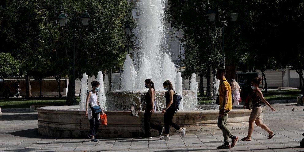 «Εκρηξη» του ιικού φορτίου στα λύματα: Πάνω από 200% η αύξηση σε Αττική και Θεσσαλονίκη   ΕΛΛΑΔΑ