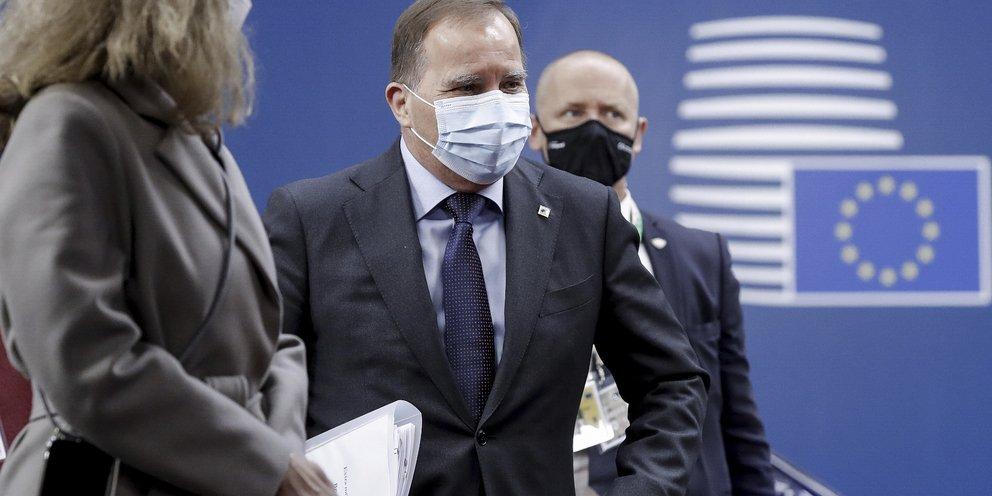 Επεσε η κυβέρνηση στη Σουηδία, με πρόταση μομφής -Πρέπει να παραιτηθεί ή να πάει σε εκλογές ο πρωθυπουργός Λεβέν