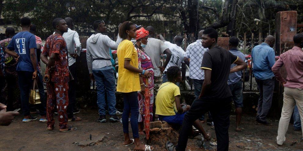 Νιγηρία: Τρία παιδιά εντοπίστηκαν νεκρά μετά από απαγωγή δεκάδων μαθητών από σχολείο