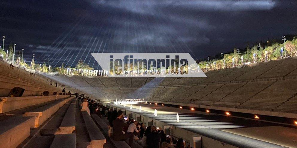 Το iefimerida.gr στο σόου του Dior στο Καλλιμάρμαρο -Δημιουργίες με έμπνευση από την Ελλάδα [εικόνες]   ΚΟΣΜΟΣ