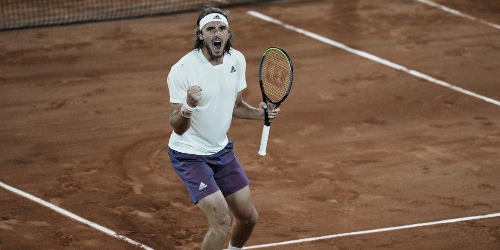 Ο Τσιτσιπάς σήκωσε την Ελλάδα ψηλά -Πέρασε για πρώτη φορά στον τελικό του Roland Garros! | ΣΠΟΡ