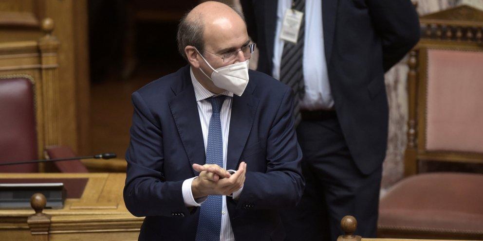 Χατζηδάκης: Ο ΣΥΡΙΖΑ σε τρικυμία -Υπερψήφισε σχεδόν τα μισά «τρισκατάρατα» άρθρα, καταψήφισε εκείνο που κατοχυρώνει το 8ωρο   ΠΟΛΙΤΙΚΗ