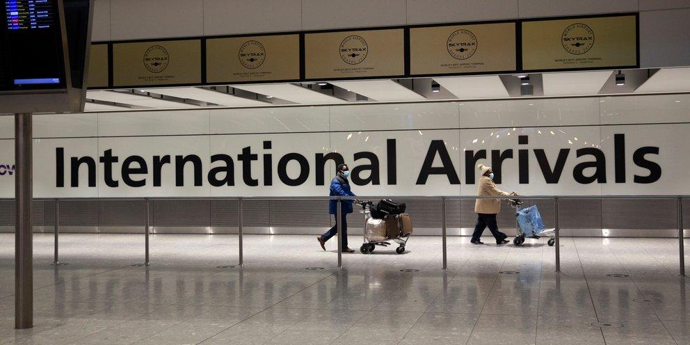 Βρετανία: Σε 10ήμερη καραντίνα όσοι επιστρέφουν από τη Γαλλία | ΚΟΣΜΟΣ
