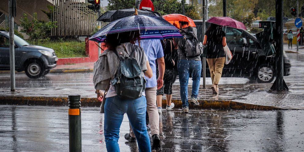 Eκτακτο Δελτίο Επιδείνωσης Καιρού: Ισχυρές καταιγίδες και χαλάζι σήμερα και αύριο -Σε ποιες περιοχές   ΕΛΛΑΔΑ