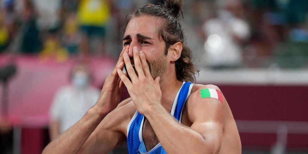 Ολυμπιακοί Αγώνες: Συγκλονιστικός ο τελικός στο ύψος -Μπαρσίμ και Ταμπέρι «μοιράζονται» το χρυσό [βίντεο]